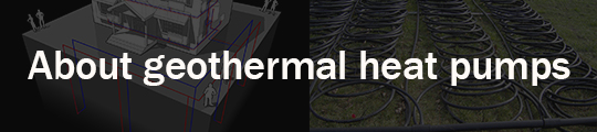 About Geothermal Heat Pumps