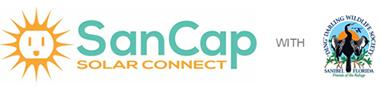 SanCap Solar Connect Logo